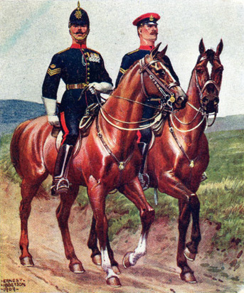 History – Royal Military Police Mounted Troop