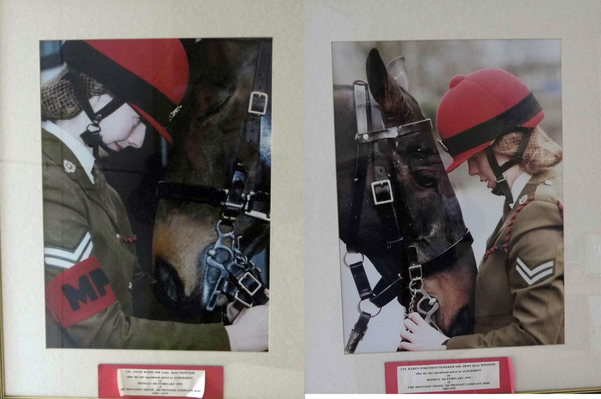 Royal Military Police Mounted Troop
